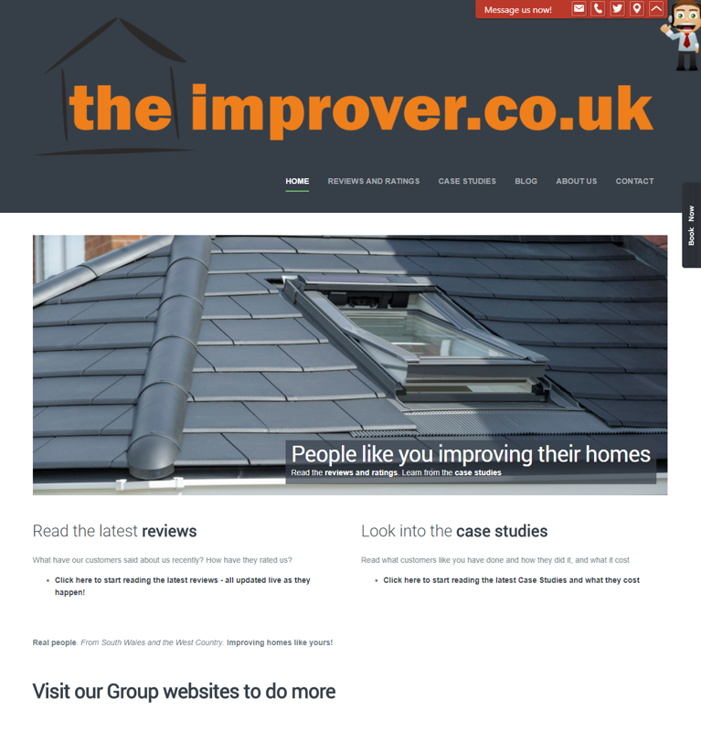 TheImprover.co.uk - window and door reviews and case studies